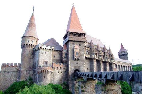 Castelul Corvinilor din Hunedoara