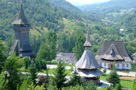 Complexul mănăstirilor din Bârsana