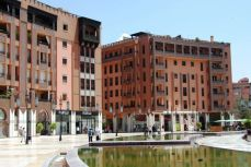 Marrakech - Gueliz, Oraşul Nou