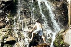 Baie la Cascada Vârciorog, Arieşeni