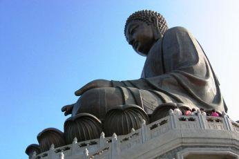 Hong Kong - Giant Buddha, insula Lantau