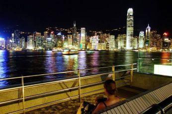 Hong Kong - O panoramă de excepţie