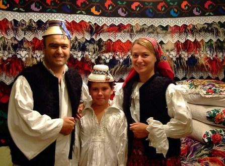 Moroșenii