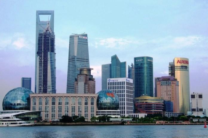Zgârie norii din Pudong
