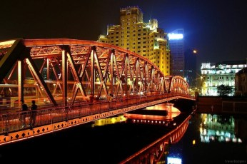 The Waibaidu Bridge