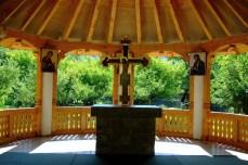 Râmeţ - la mănăstire