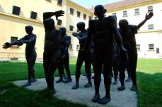 Sighet - Memorialul Victimelor Comunismului şi al Rezistenţei - Cortegiul Sacrificaţilor