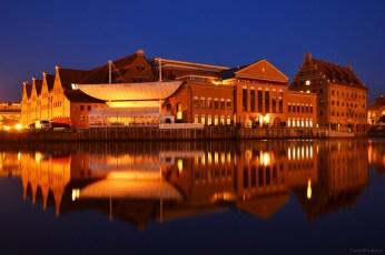 Filarmonica baltică din Gdańsk