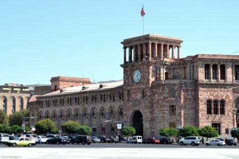 Piaţa Republicii, Erevan