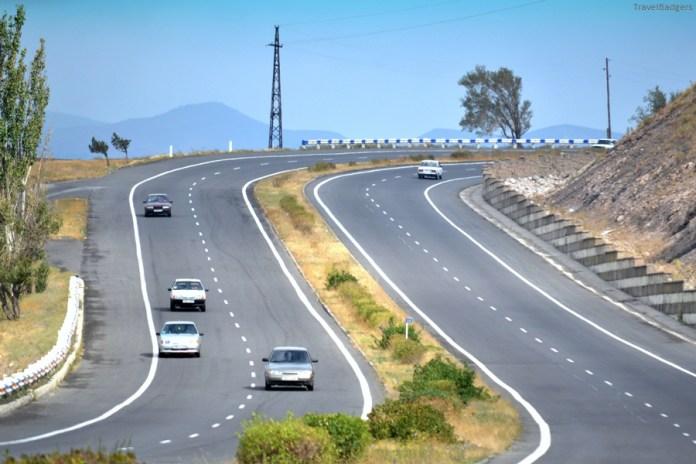 Autostrăzi armeneşti