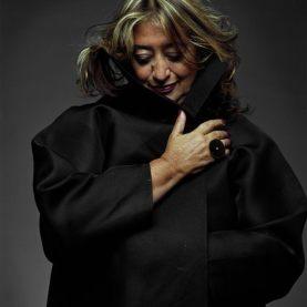 Zaha Hadid. Foto: zaha-hadid.com