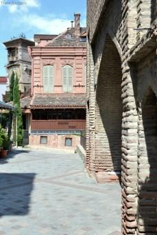 Tbilisi, Centrul Vechi
