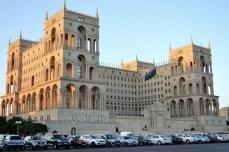 Baku, Azerbaijan - Parlamentul