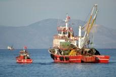 Marea Egee, între Turcia şi Grecia
