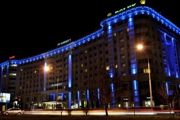 Hotelul JW Mariott