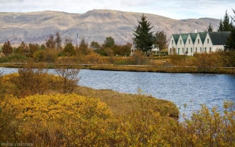 Lacul Þingvallavatn