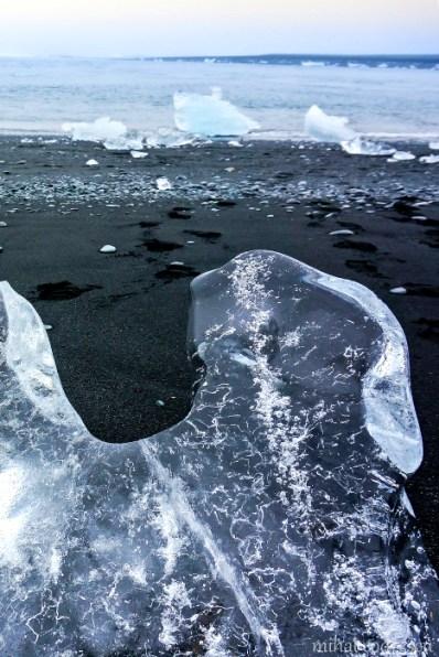 Diamant de gheață