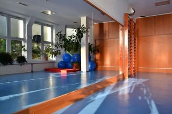 Sala de gimnastică
