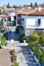 Pe străzi în Çeşme