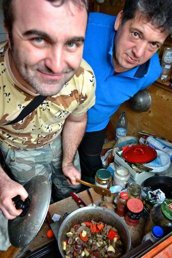 Doru & Tudor, maeștrii bucătari de Jupânești