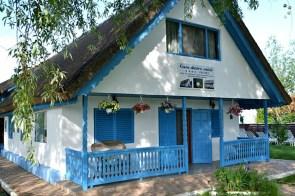Casa dintre sălcii