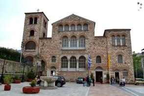 Biserica Sfântului Mucenic Dimitrie, Izvorâtorul de mir
