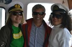 Ce bine e să fii căpitan ... :)