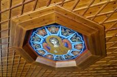 Pe tavan la Varlaam