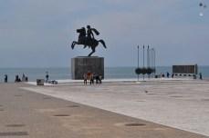 Statuia ecvestră a lui Alexandru cel Mare