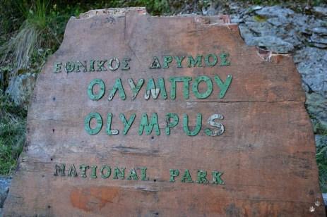 Parcul Național Olimp