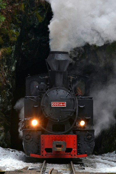 Mocănița, trenul amintirilor