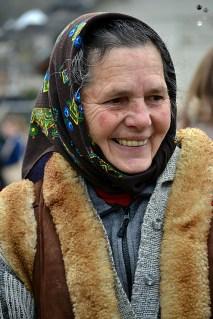 Portret de femeie din Botiza