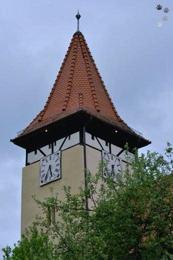 Turn în Cisnădioara