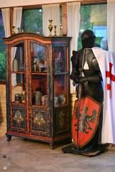Mobilier vechi în stil germanic