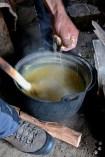 Se pregătește mămăliga
