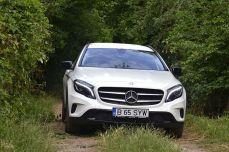 Mercedes Benz GLA classe