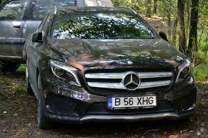Mercedes Benz GLA 220
