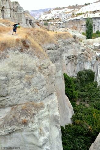 Canioane pe Valea Porumbeilor
