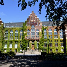 Lund, un centru universitar din Suedia