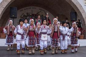 Ansamblul folcloric de copii Mugurel de Vlașca