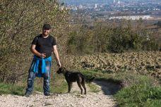 Cu Tessa la plimbare
