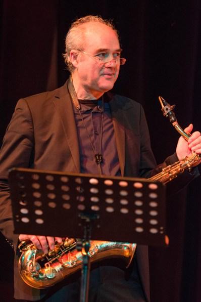 Nicolas, maestrul saxofonului