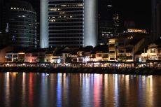 Boat Quay, vechiul centru al Singaporelui