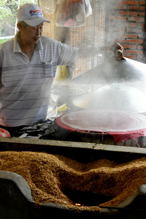 Cum se face hartia de orez