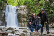 Prin Buzău - cascada Pruncea