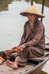 Portret de vietnamez autentic