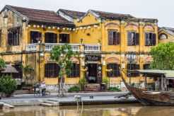 Casele vechilor comercianți