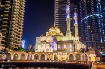Moschee în Dubai Marina