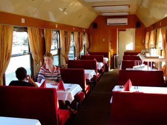 Vagonul restaurant
