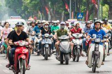 Hanoi, punctul de plecare